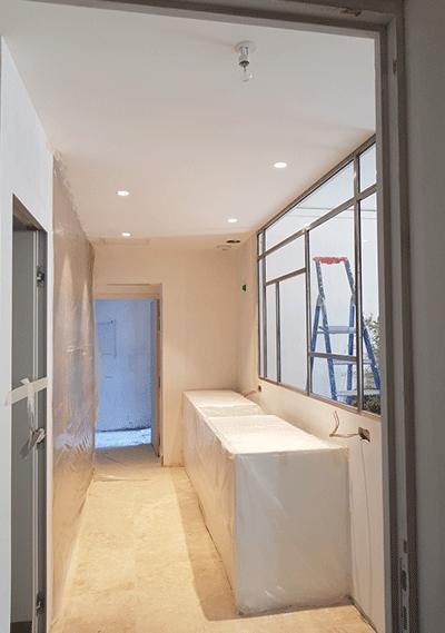 Travaux rénovation - AEP