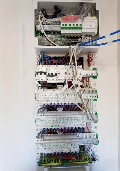 Tableau electrique Ardeche - AEP
