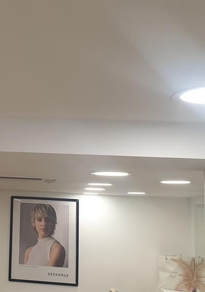 Installation led - AEP